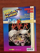 SLAYER - STICKER/DECAL - BRAND NEW VINTAGE - MUSIC BAND 011
