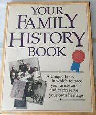Your Family History Book, Family History Resource