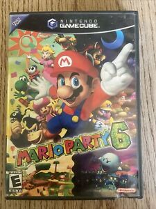 Mario Party 6 for Gamecube