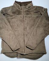Halys Block 1 Coyote Brown Large Regular PCU Level 3 Fleece Jacket