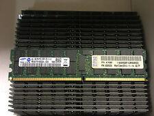 SAMSUNG HP 4GB 2RX4 PC2-5300P DDR2 ECC RAM SERVER MEMORY 43X5028 41Y2851
