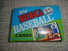 Topps Big Baseball 1990 1st Series 36 Ct. Box