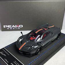 1/43 Peako Pagani Huayra La Monza Lisa Full Carbon Ltd 50 pcs 30306