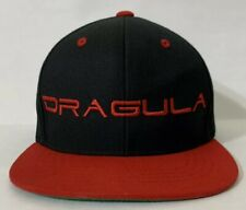 LIDS Dragula Black and Red Youth Adjustable SnapBack Baseball Cap Embroidered