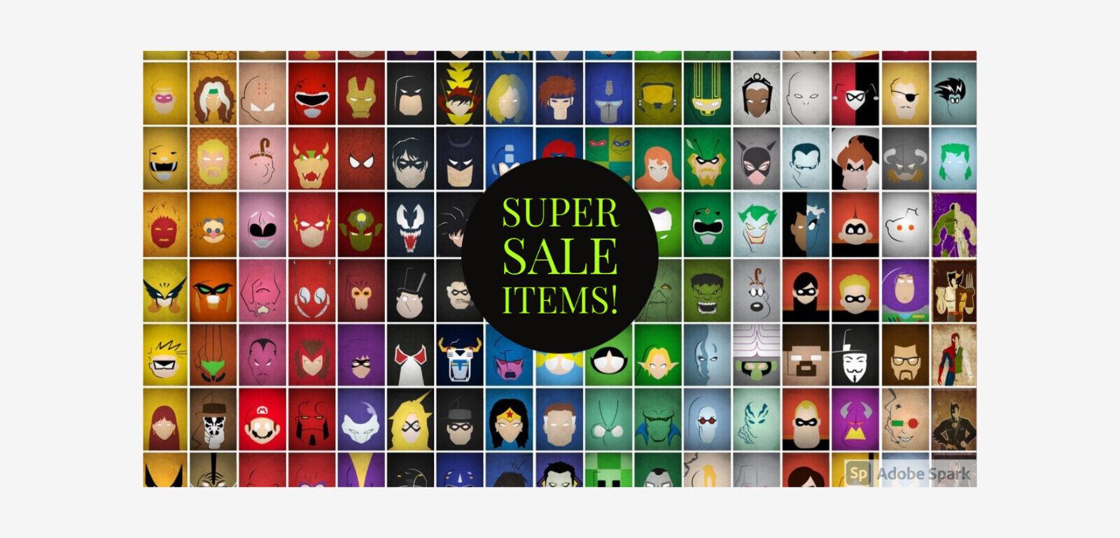 Super Sale items