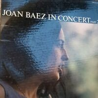 JOAN BAEZ IN CONCERT PART 2 STEREO LP VSD-2123 LP Record Album