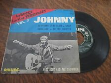 45 tours JOHNNY HALLYDAY les rocks les plus terribles volume 2 avec JOEY AND THE