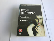 Time To Leave (DVD, 2006) - Film By Francois Ozon - 5021866320304