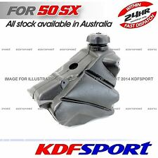 KDF FUEL TANK FOR KTM 50SX 50 JUNIOR 50CC FRONT REAR SIDE TANK