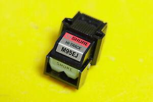 Genuine SHURE M95EDM Hi-Track Cartridge Stylus Included Hi-Track M95