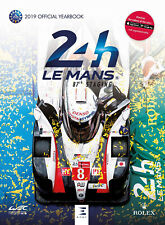Jahrbuch 24 Stunden Le Mans 2019, ACO yearbook Le Mans 24 Hours 2019, ENGLISH
