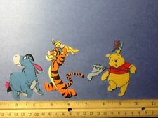 Disney Winnie the Pooh Eeyore Fabric Appliques -style#2