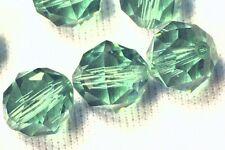12pcs 8mm Round Swarovski Crystal Beads Color - Ernite