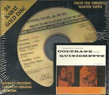 Coltrane, John Cattin with Coltrane and P.Quinichette DCC GOLD CD NEU OVP Sealed