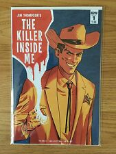 Jim Thompson's The Killer Inside Me #1 First Print