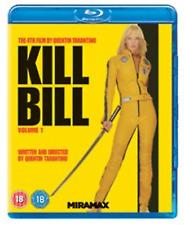 Kill Bill Volume 1 - Blu-ray Region B