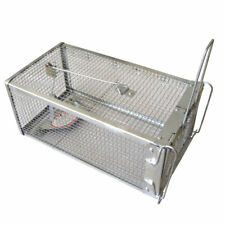 Hunting Trap Cage Animal Catcher Alive Mouse/Rabbit Snares Catch Cages Rack Best