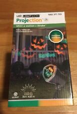 Light Show Led Projection Whirl A Motion Happy Halloween Jack O Lantern Light