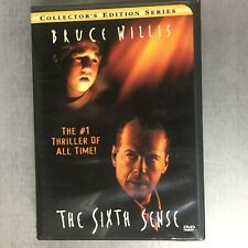 The Sixth Sense Dvd Collector's Edition Bruce Willis