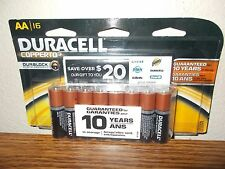 Duracell Aa16 Pack Batteries Free Fast Ship!