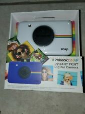 Brand New – Polaroid Snap Instant Print Digital Camera (10 MP) - White