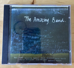 The Amazing Band ‎(Robert Wyatt) – Roar (CD, 1997)