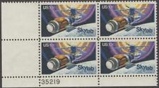 Scott # 1529 - Us Plate Block Of 4 - Skylab - Mnh -1974