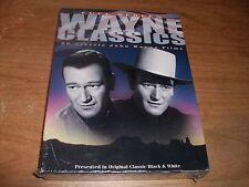John Wayne: 20 Classic Films (DVD 2005 4-Disc Set) Paradise Canyon Hell Town NEW