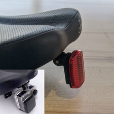 Rear Reflector and GoPro mount for BROMPTON Saddle