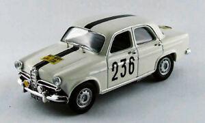 Alfa Romeo Giulietta T. I. #236 Rally Of Geneve 1963 A.Cavallari 1:43 Model