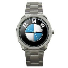 BMW F1 Racing German Automobile Logo Sport Metal Watch For Gift