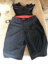 Performance Bandit Cycling Shorts Removable Padded Liner Men's Large Black