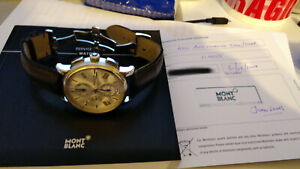 MONTBLANC 114855 Men's 4810 Automatic Chronograph