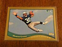 1998 Topps Football ROOKIE - Ahman Green RC - SEATTLE SEAHAWKS