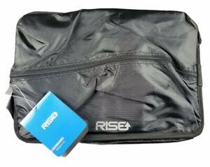 "Rise Gear Portable 36"" Shelving Luggage Insert Riser Black RS17BK12-1036 NEW"