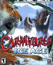 Carnivores Ice Age PC New Iceage Rare