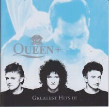 Queen / Freddy Mercury CD Greatest Hits III incl: Somebody To Love, Barcelona