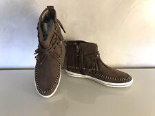 Venice Biker Stiefel Stiefelette Fransen Nieten Boots Chucks Sneaker Gr. 37 59€