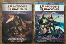 DUNGEONS & DRAGONS: Martial Power (2008) + Martial Power 2 (2010)