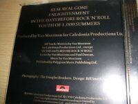 Van Morrison 4 Tracks from Enlightenment Promo CD Single 1990 Polydor VAN EN 1