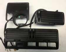 Mk4 Vw Jetta R32 Illuminated Dash Lay Flat Vents Shutters Louvers Set Golf Gti