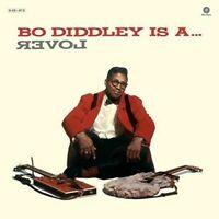 Diddley- BoIs A Lover + 2 Bonus Tracks (New Vinyl)