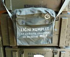 Gas Mask Bag - Former Yugoslav