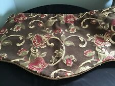 JC PENNY HOME SCALLOPED VALANCE MULTICOLORED 50 X 20 Set Of 2