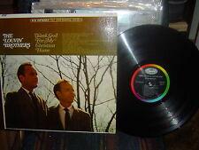 RARE-LOUVIN BROS.-Thanks GOD For My Christian Home-1965-Captiol-ST-8-2331-V++/M-