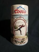 Coors Beer Stein Limited Edition 1991 Rocky Mountain Legend Series