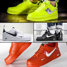 SCARPE Nike AIR FORCE 1 '07 LV 8 UTILITY uomo donna BIANCO ONE 720 97 270 2090