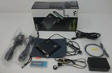 Sony Walkman MZ-RH1 Hi-MD Portable MiniDisc Player Recorder - Black