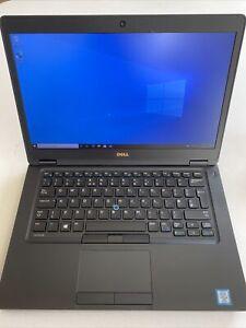 Dell Latitude 5480 Laptop | Core i5-7440HQ | 16GB | 256GB SSD | Win10 | Grade A