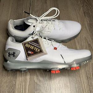 Under Armour JS4 GTX Jordan Spieth Golf Shoes 3022575-100 Mens Size 9 New